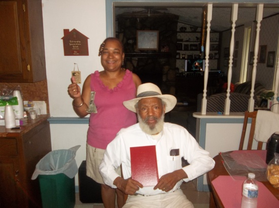 James Meredith & Meredith McGee 7/20/2013 Birthday BBQ