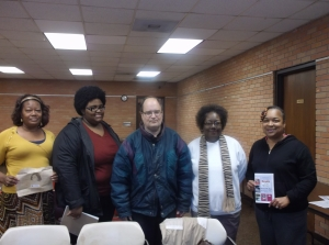 Publish My Book Richard Wright Library 2/8/14