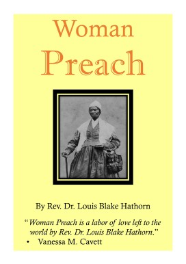 Woman Preach cover PDF