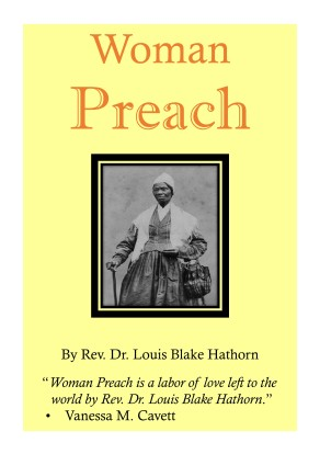Woman Preach cover PDF