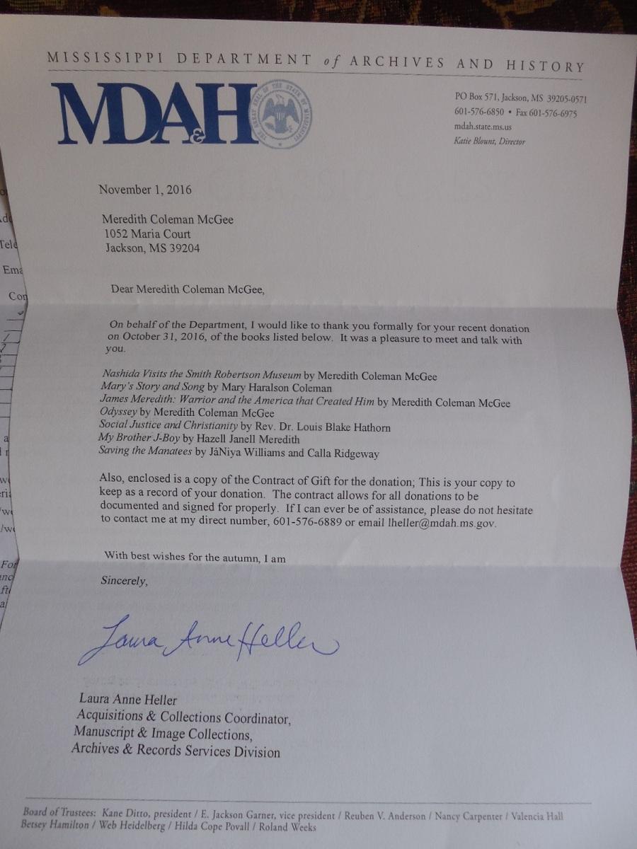 mdah-donation-letter
