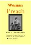 woman preach