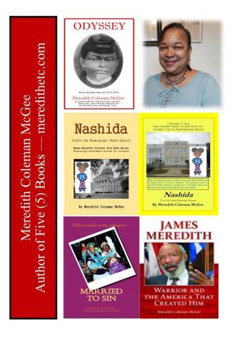 MCM Book Brochure black