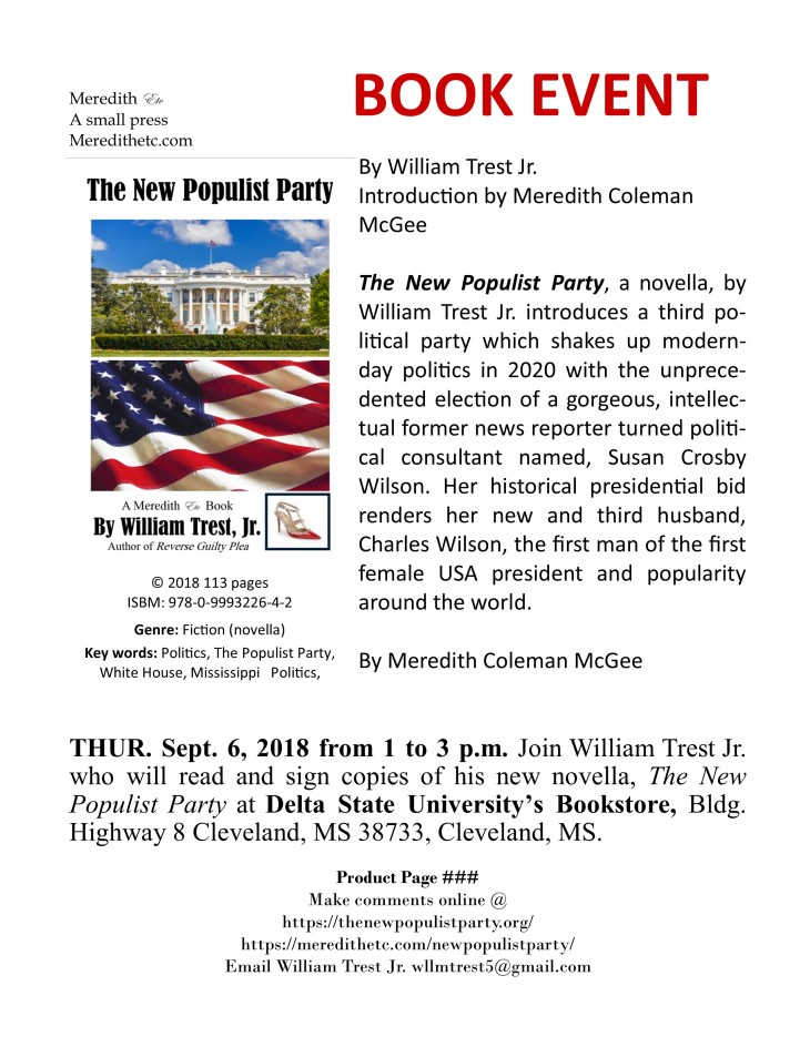 New Populist Party Delta State event