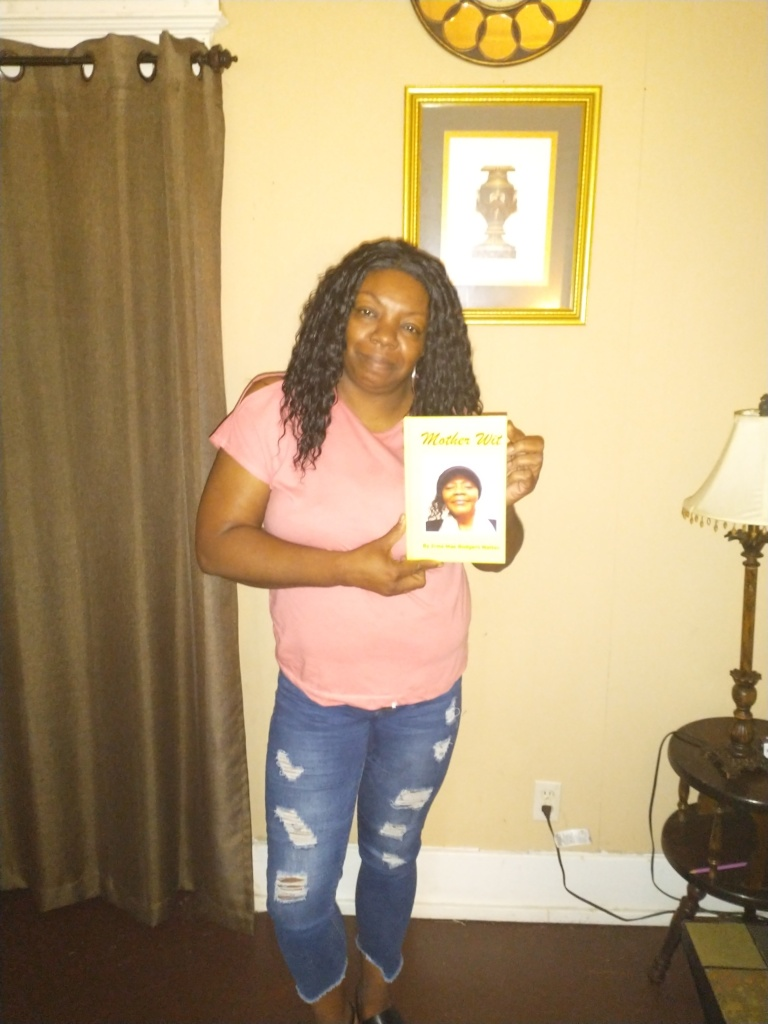 """""""Mother Wit"""" a self-help by Irma Mae Rodgers Walker"""